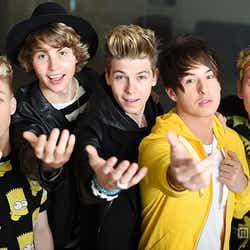 """モデルプレス - 全米MTV""""No.1""""ボーイズグループのアフター・ロミオ、再来日決定で""""やりたいこと""""&プライベートを明かす モデルプレスインタビュー"""