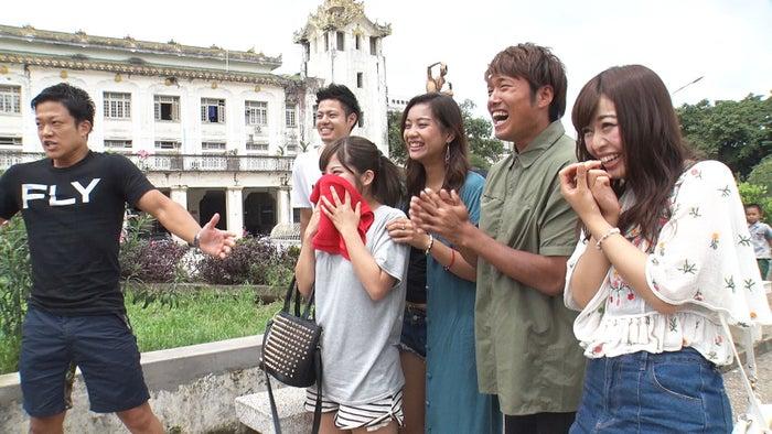 「あいのり:Asian Journey」第4話より(C)フジテレビ