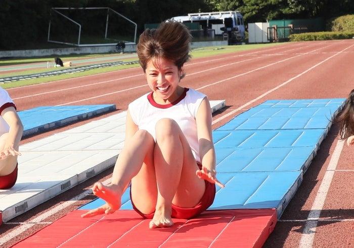 ロンドン ハーツ スポーツ テスト 女子