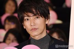 映画「8年越しの花嫁 奇跡の実話」のプレミアムイベントに出席した佐藤健 (C)モデルプレス