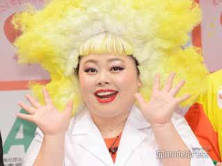 渡辺直美、2kgのりんごコスプレ披露「スターの重みを感じる」