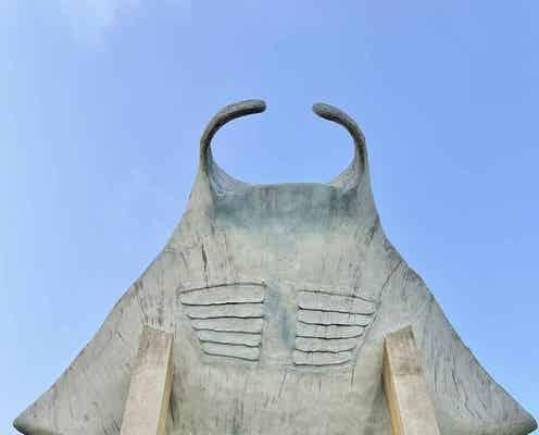 【小浜島】巨大マンタ出現!?「フォトスポット的」展望台のある場所とは・・・