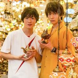 小澤廉&小西成弥が仲良しシンガポール旅へ「ありのままで最高の旅」