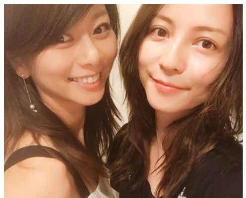 香里奈&えれな姉妹、久々2ショット公開「美しさの極み」絶賛の声相次ぐ