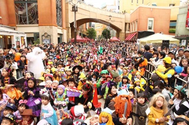 「キッズパレード」※10/27(土)開催/画像提供:川崎市