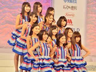 国民的美少女軍団・X21、新曲「ハッピーアプリ」で後輩たちにエール