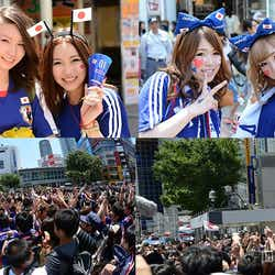 モデルプレス - W杯日本戦直後の渋谷がパニック 女子サポーターたちに今の心境を直撃