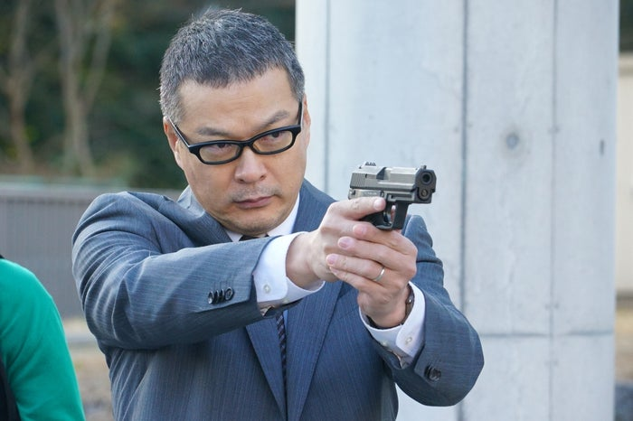 田中哲司 (画像提供:関西テレビ)