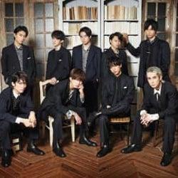 SUPER★DRAGON、新曲「Burning in the nights」を9月23日(水)に配信リリース