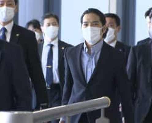 小室圭さん 3年2カ月ぶり帰国 まもなく検査判明 隔離へ...自宅周辺は警備強化