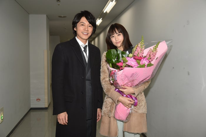 藤木直人、山本美月(画像提供:関西テレビ)