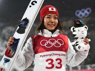 銅メダルの高梨沙羅選手「ジャンプ直後も美しい」と話題 平昌五輪前に語っていたメイクテクとは