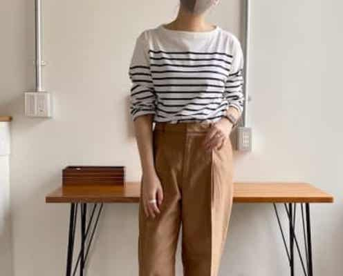 これプチプラのクオリティじゃないよ…!ユニクロ×イネスの「新作パンツ」履いた時のシルエットがとにかく綺麗!