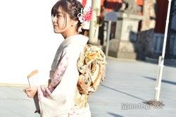 中村歩加/AKB48グループ成人式記念撮影会 (C)モデルプレス
