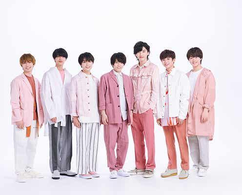 なにわ男子、CDデビュー決定 デビュー日は11月12日