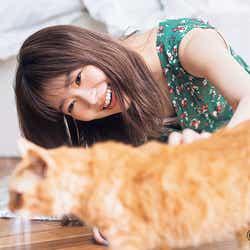 指原莉乃/「ar」8月号より(画像提供: 主婦と生活社)