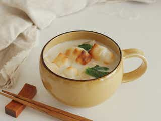 冬の朝はこれで決まり。macaroni料理家が教える【5分であったか朝スープ】#4