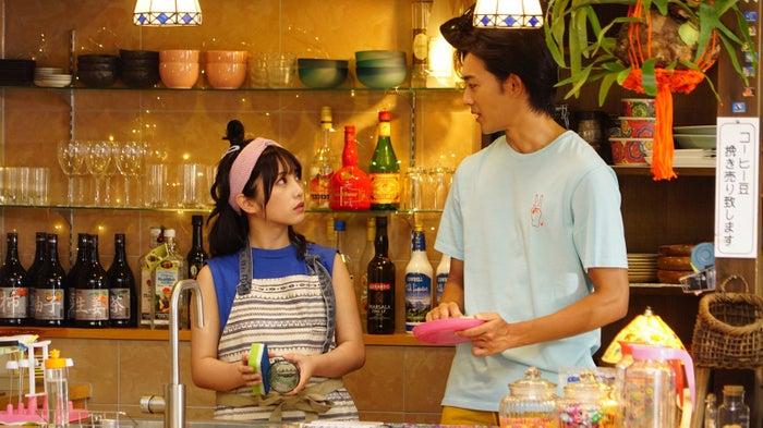 与田祐希、竜星涼(C)2020 映画「ぐらんぶる」製作委員会