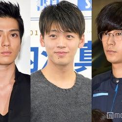 竹内涼真、成田凌、新田真剣佑…夏ドラマはこのイケメンたちを見逃すな