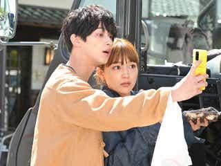 「着飾る恋」横浜流星のハグ&頭ポンポンに胸キュンの嵐「最高」「ついに両思いに」
