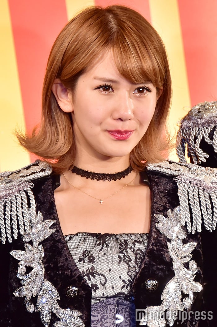 岡井千聖 (C)モデルプレス