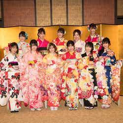 AKB48グループ成人式記念撮影会(C)AKS