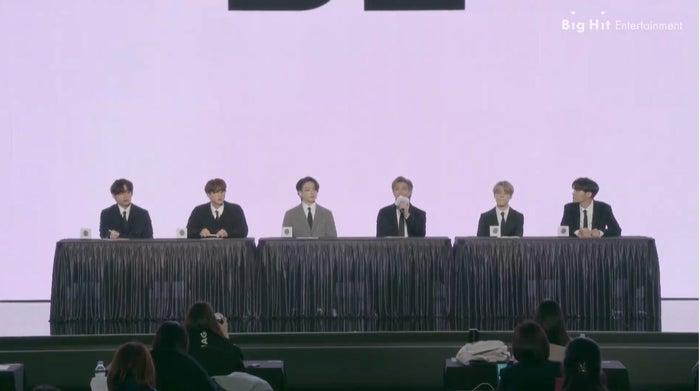 BTS/「YouTube BANGTANTV」より