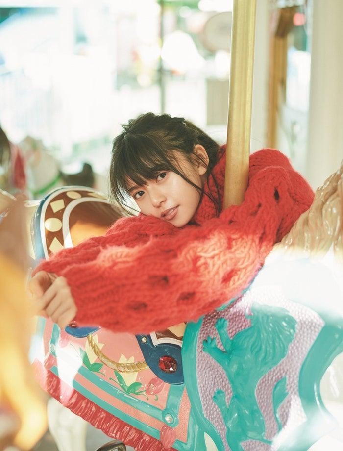 齋藤飛鳥「sweet」1月号より/画像提供:宝島社