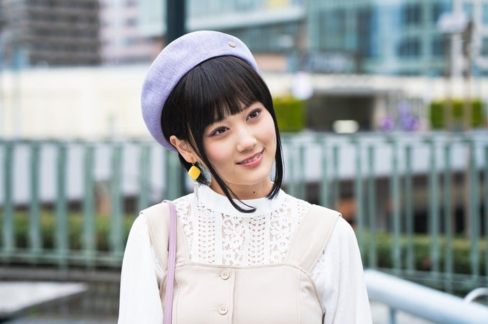 山下美月/「電影少女-VIDEO GIRL MAI 2019-」第5話より(C)『電影少女 2019』製作委員会