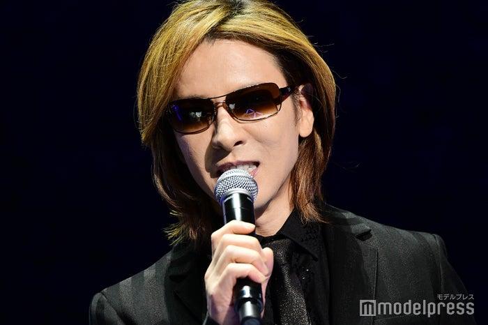 YOSHIKI(C)モデルプレス