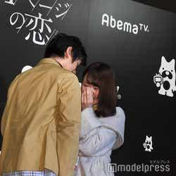 濱田龍臣の胸キュンシーン再現 (C)モデルプレス