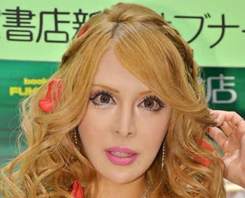 """総額2000万円超""""整形サイボーグ美女""""ヴァニラ、さらなる願望を明かす"""