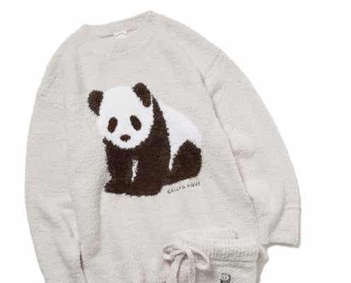 「パンダにキュンキュン…♡」ジェラピケの秋冬ルームウェアは全女子必見の可愛さ!