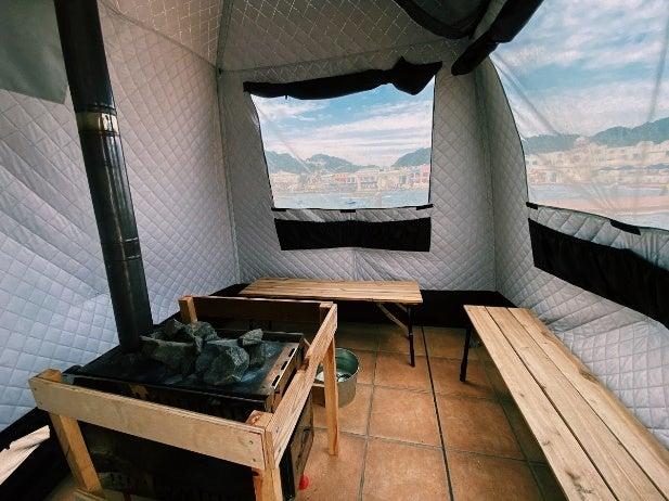 画像提供:Sauna Camp.