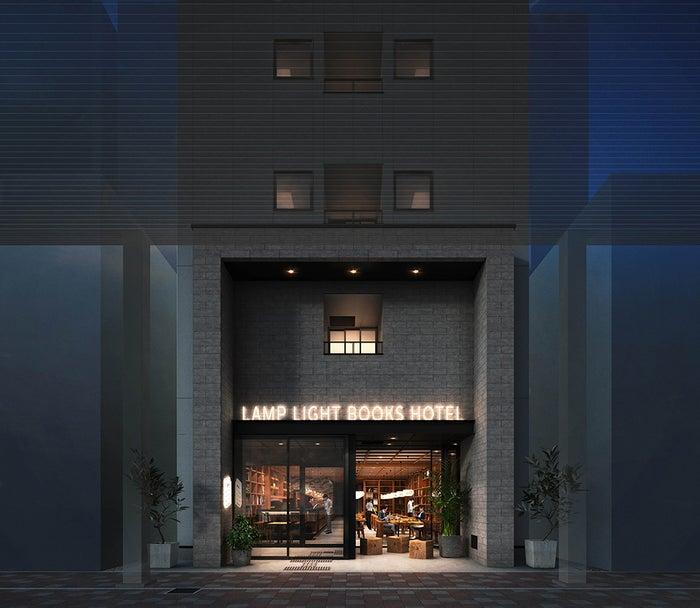 ランプライトブックスホテル札幌/画像提供:ソラーレ ホテルズ アンド リゾーツ