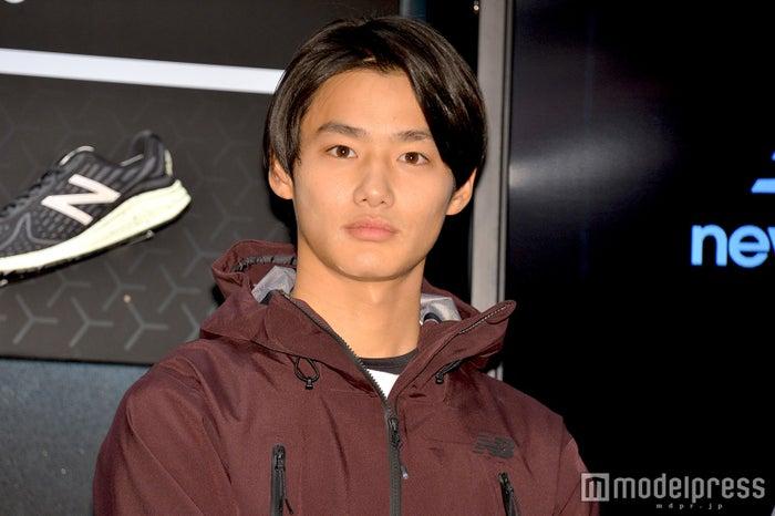 スポーツブランド店のオープニングイベントに出席した野村周平 (C)モデルプレス