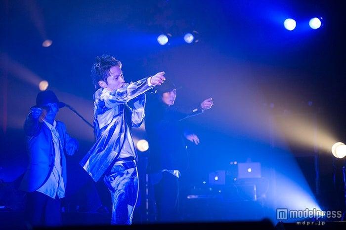 「SKY-HI TOUR 2015~Ride my Limo~」/Photo by Satoshi Hata
