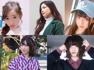 【結果発表】次世代スター発掘オーディション 栄冠を手にした美女5人<モデルプレス×SHOWROOM>