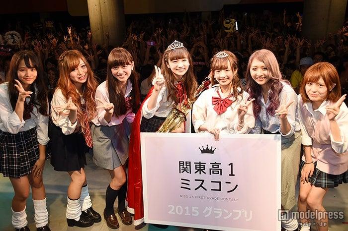 「関東高一ミスコン2015」ファイナリスト