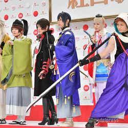 刀剣男士 (C)モデルプレス