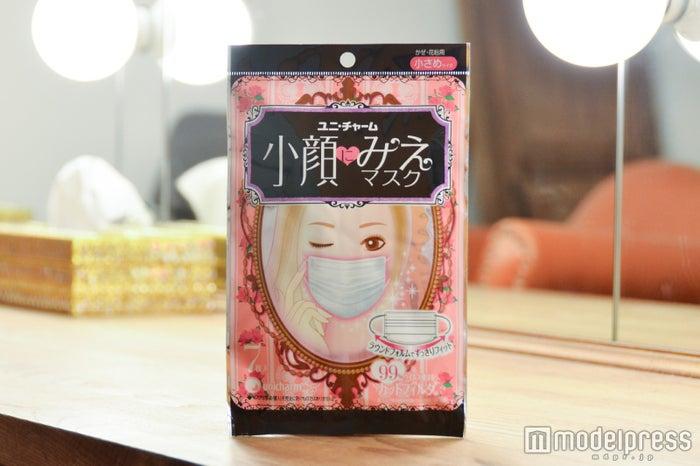 小顔にみえマスク(C)モデルプレス