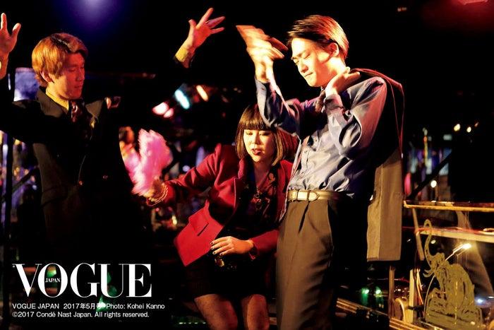 ブルゾンちえみ with B/「VOGUE JAPAN」5月号より(画像提供:コンデナスト・ジャパン)