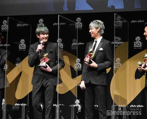 """SixTONES&Snow Man、2020年""""時代の顔""""に 初開催「ananAWARD」大賞受賞"""