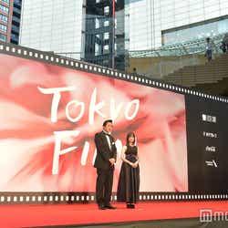 「第30回東京国際映画祭」オープニングイベント/橋本環奈 (C)モデルプレス