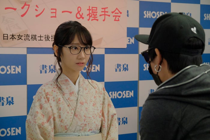 柏木由紀/第2話より(C)「この恋はツミなのか!?」製作委員会・MBS