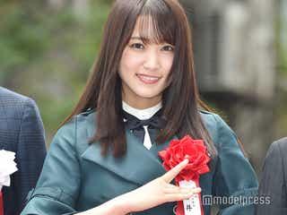 欅坂46菅井友香「サイマジョ」聖地の変貌に「衝撃を受けています」