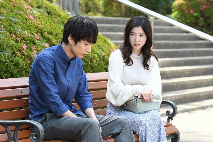 中丸雄一、吉高由里子/「わたし、定時で帰ります。」最終話より(C)TBS