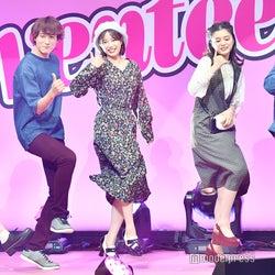 DA PUMP「U.S.A.」に合わせて踊る広瀬すずら「Seventeen」モデルとイケメン俳優(C)モデルプレス