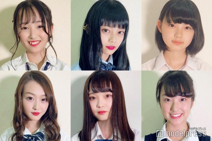 「女子高生ミスコン2018」中部エリア候補者一部