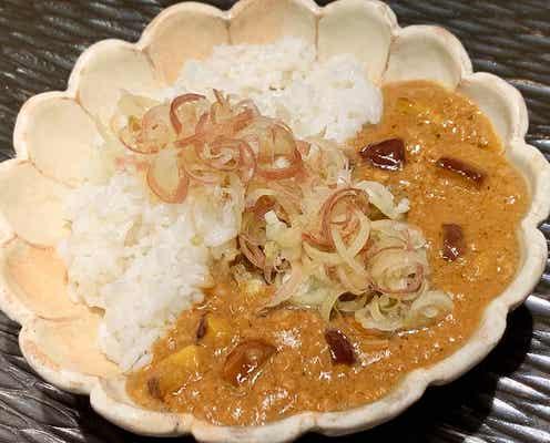 日本一簡単でおいしい!? 和食の匠 野永喜三夫さんの「ナスとひき肉のカレー」【今日のおうちカレー #7月29日】